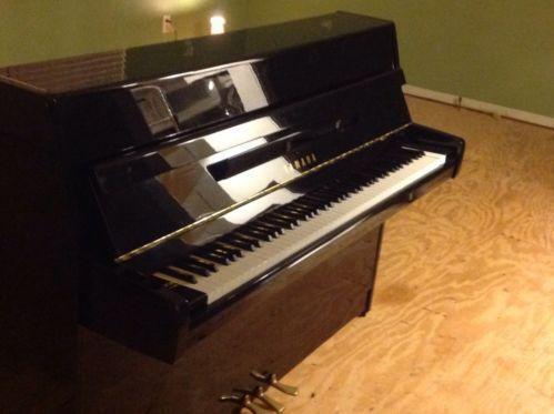 Yamaha upright piano ebay for Yamaha upright grand