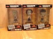 Three Stooges Figures