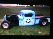 Rat Rod Truck Chevy
