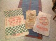 Old Feed Sacks