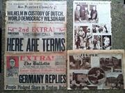 1918 Newspaper