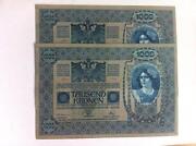 Banknoten Österreich