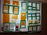 Dolls House Windows