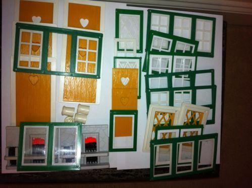 Dolls House Windows Ebay