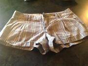Junior Shorts Size 1