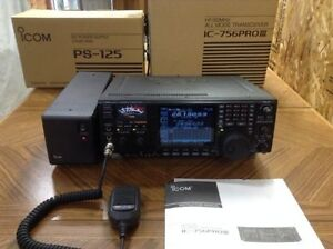 Icom-IC-756PROIII-756PRO3-HF-6m-Transceiver-in-EXCELLENT-shape