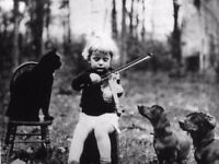 Musical (ideally violin playing), French speaking nanny needed