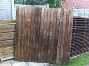 4ft Fence Panels