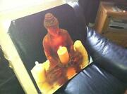 Large Buddha Canvas