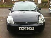 Ford Fiesta Zetec 2005