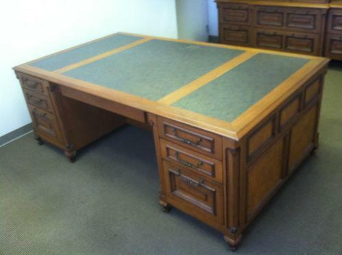 Used executive office furniture ebay for Ebay office furniture used