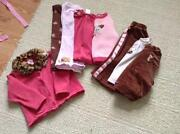 Baby Girl Clothes Lot 2T