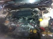 Subaru Turbo Engine
