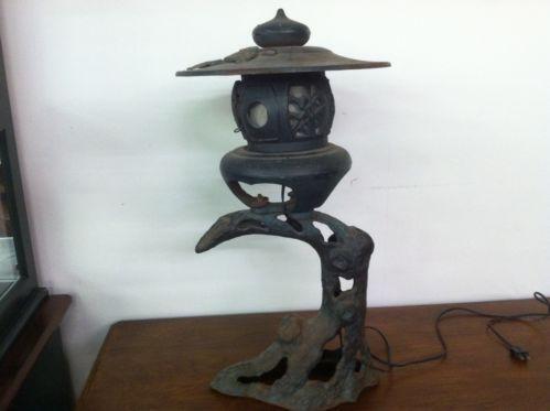 Japanese Garden Lantern Ebay