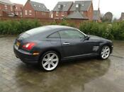 Chrysler Crossfire Manual