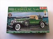 Cadillac Model Cars