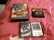 Jungle Strike Mega Drive