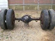 Dually Axle