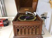 Silvertone Phonograph