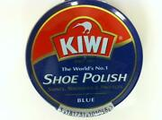 Schuhcreme Blau