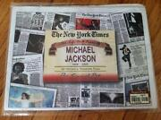 Michael Jackson New York Times