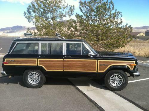 Lifted Wagoneer For Sale