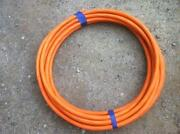 Orange Electrical Cable