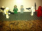 RARE Lego Star Wars Figures