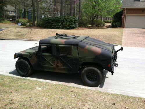 military hummer ebay. Black Bedroom Furniture Sets. Home Design Ideas