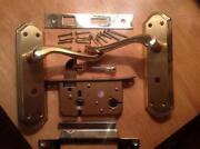 Brass Bathroom Door Handles