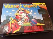 Super Nintendo Warios Woods