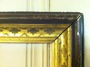 Gold Leaf Picture Frame