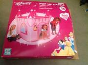 Princess Pop Up Tent
