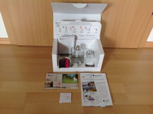 lampe berger starter duft aromalampen ebay. Black Bedroom Furniture Sets. Home Design Ideas