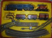 Model Railway Set