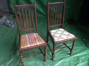 Barley Twist Chairs