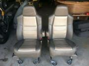 F250 Leather Seats
