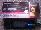 Wide Ceramic Hair Straighteners