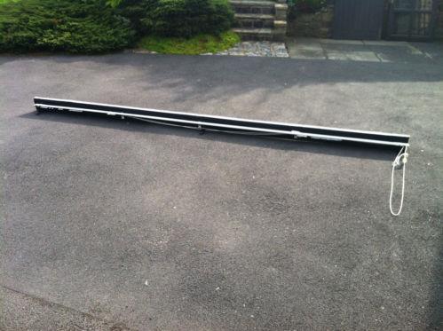 Corded Curtain Track Ebay