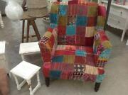 Patchwork Sessel