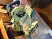 Used Sliding Compound Mitre Saw