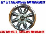 MG Midget Wheels
