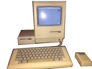 Mac 128K et Apple IIe -Ordis de collection- Prix revisé