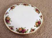 Old China Plates