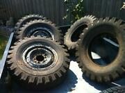 Hilux Wheels Rims Tyres