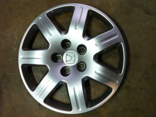 Honda Civic Hubcaps >> Honda Civic Wheel Cover | eBay