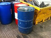 Used Oil Drums