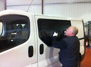 Vivaro Side Window