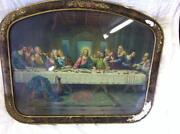 Last Supper Framed