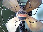 Antique Oscillating Fan